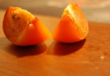 How to Freeze Fuyu Persimmon Slices