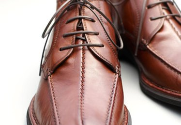 How to Clean Dark Spots on Leather Shoes