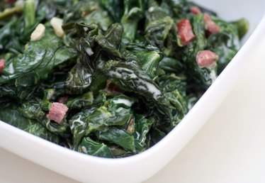 How to Cook Fresh Spinach