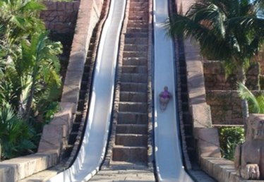 How to Draw a Water Slide