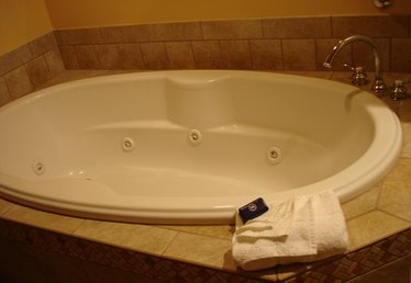 How to Clean Whirlpool Bathtub Jets