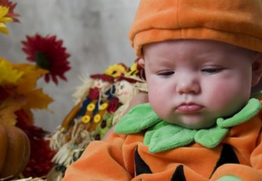 How to Sew a Round Pumpkin Costume