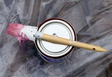 How to Color Wash Paint