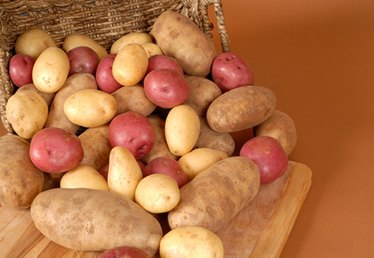How to Store Potatoes in a Paper Bag