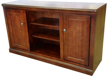 How Can You Polish a Wood Cabinet That Is Looking Worn?