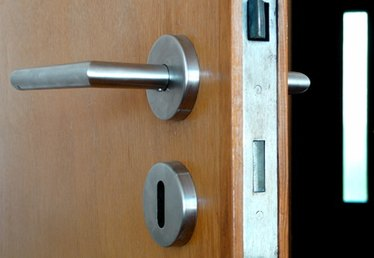 How to Remove Interior Door Handles