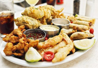All You Can Eat Seafood Restaurants in Maryland & Virginia