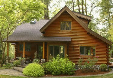 How to Install Log Siding