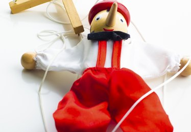 How to Make a String Puppet