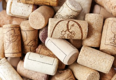 How to Make Wine Cork Reindeer Ornaments