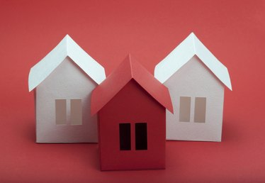 How to Make a 3D Paper Model of a House