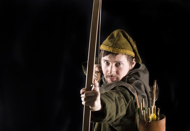 How to Make Medieval Archer Costumes