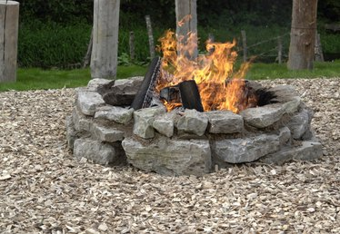 The Most Popular Rocks for Fire Pits