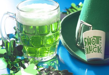 Adult Party Games for St. Patrick's Day