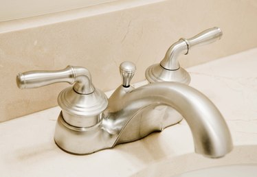 How to Repair a Leaky Stem Faucet on a Bathroom Sink