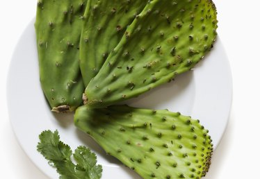 How to Cook Mexican Cactus (Nopales)
