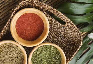 Common Philippine Spices and Herbs