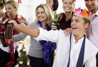 Funny Christmas Party Game Ideas