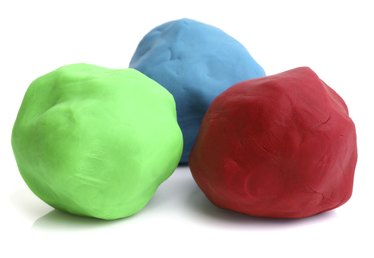 How to Make Homemade Play Dough Less Sticky