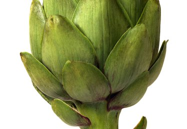 How to Dry Artichokes for Decorations