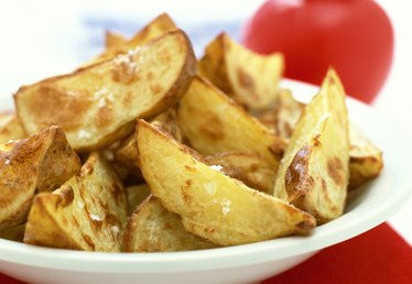 How to Batter & Deep-Fry Potato Wedges