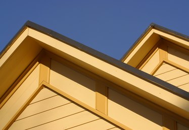 How to Calculate a Sloped Roof Area