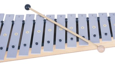 How to Make Your Own Xylophone Out of Metal Pieces