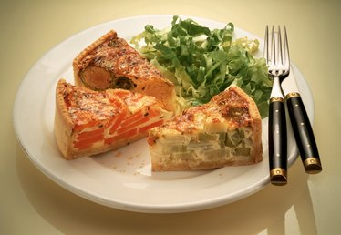 How Long to Cool a Quiche