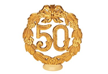 Picture Ideas for a 50th Wedding Anniversary