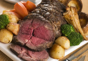 How to Reheat a Roast