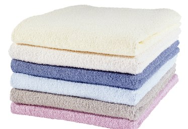How to Add Permanent Decorations to Bath Towels