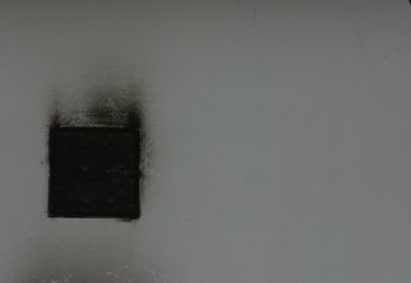 How to Clean a Black Smoke Stain Off of a Painted Wall