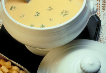 How to Make a Roux to Thicken Up Soup