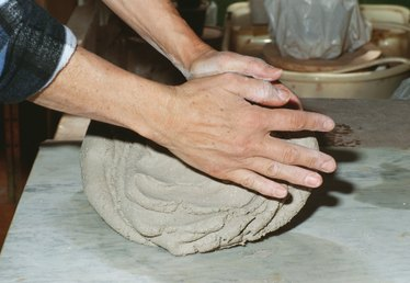 How to Make Homemade Clay That Air-Dries