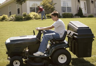How to Install a Solenoid on a Craftsman Lawn Tractor