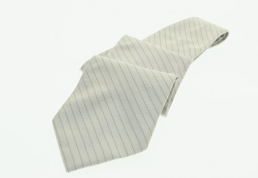 How to Press Silk Ties
