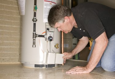 Does Low Hot Water Pressure Mean a Bad Water Heater?