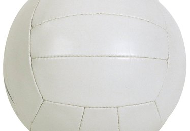 Volleyball Craft