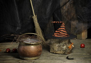 How to Make Your House Look Like a Witch's Cottage
