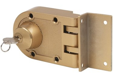 Height for Mounting a Deadbolt