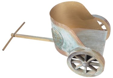 How to Make a Chariot Craft for Children