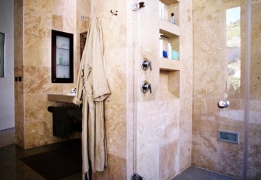 How to Build a Mud Pan Shower