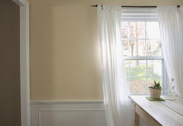 How to Install Wainscoting on a Bullnose Corner