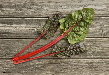 How to Freeze Your Garden Swiss Chard