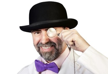 How to Make a Fake Monocle