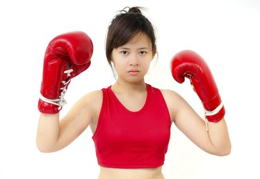 Homemade Boxing Costumes for Girls