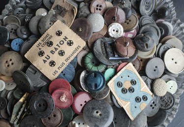 How to Identify Old Buttons