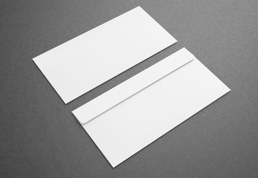 How to Make an Envelope Out of 8.5-by-11-Inch Paper