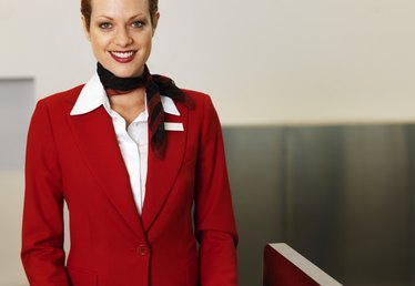 How to Make a Flight Attendant Costume