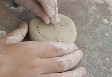 How to Make Air-Dry Clay Dry Faster
